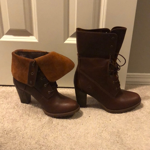 Timberland Shoes   Womens High Heel
